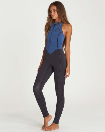 1 Salty Jane Sleeveless Fullsuit  JWFUNBSJ Billabong