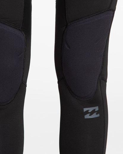 4 3/2 Furnace Synergy Back Zip Fullsuit Black JWFUQBB3 Billabong