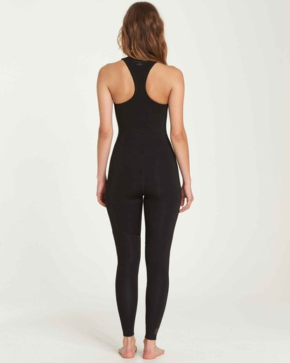2 2mm Salty Jane Sleeveless Fullsuit Black JWFUQBSJ Billabong