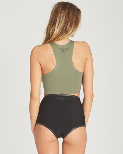 6 Hightide Short Neoprene Bikini Bottom  JWSHTBSC Billabong
