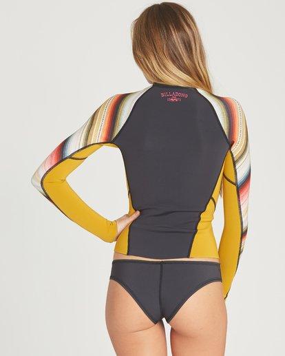 2 Peeky Wetsuit Jacket  JWSHTBSL Billabong