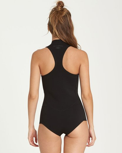 2 1mm Sleeveless Front Zip Springsuit Black JWSPQBSE Billabong