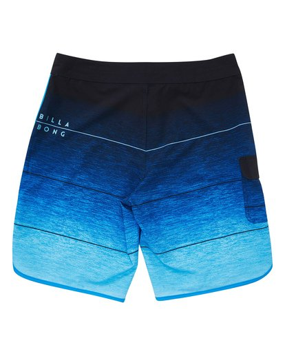 1 Boys' (2-7) 73 Stripe Pro Boardshorts Blue K127TBST Billabong