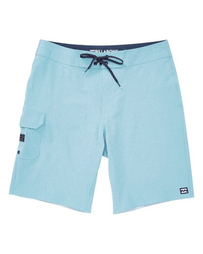 0 Boys' (2-7) All Day Pro Boardshorts Green K135TBAD Billabong