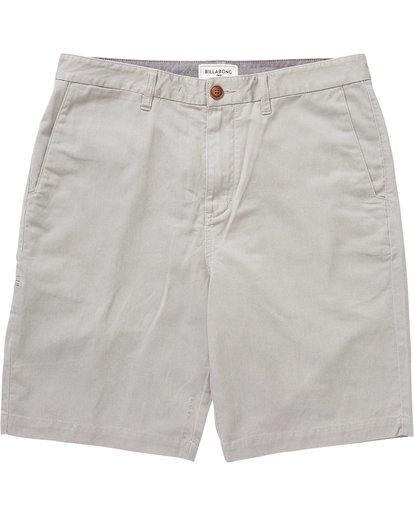 0 Boys (2-7) Carter Stretch Shorts  K250GCAS Billabong