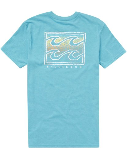 1 Boys' (2-7) Crusty Tee  K401PBCR Billabong