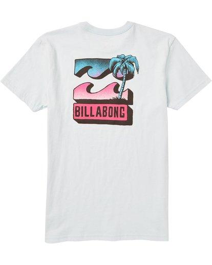 1 Kids' Bbtv Tee Shirt Blue K401SBBB Billabong