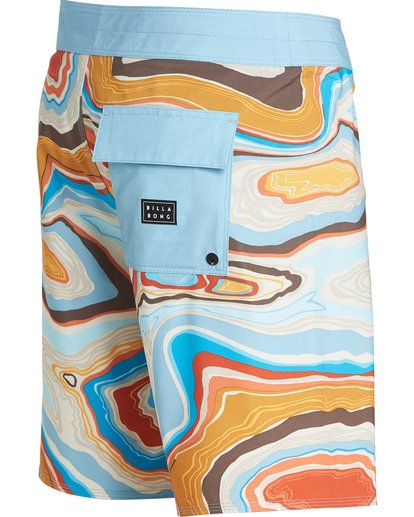 2 Sundays Airlite Boardshorts Blue M102NBSU Billabong