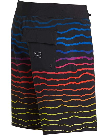 2 Sundays Airlite Boardshorts Black M102NBSU Billabong