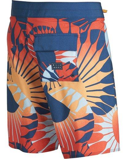 3 Sundays Airlite Boardshorts Orange M102NBSU Billabong
