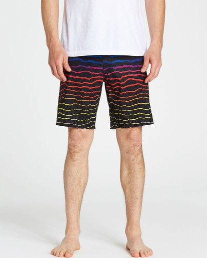 3 Sundays Airlite Boardshorts Black M102NBSU Billabong