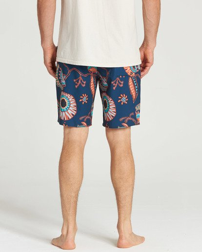 5 Sundays Airlite Boardshorts Blue M103TBSU Billabong