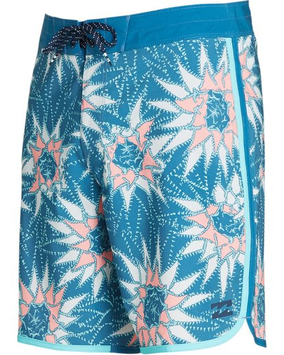 1 73 Airlite Lineup Boardshorts Blue M104QBST Billabong