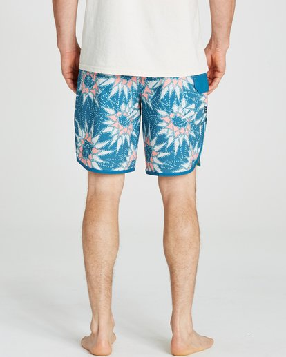 4 73 Airlite Lineup Boardshorts Blue M104QBST Billabong