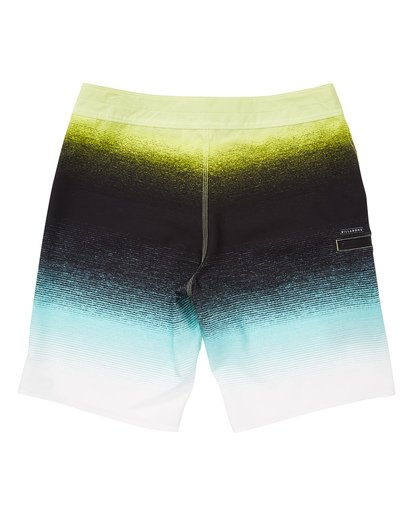 1 Fluid Airlite Boardshorts Green M104TBFL Billabong