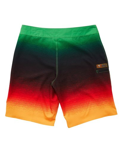 2 Fluid AIrlite Boardshorts  M104TBFL Billabong
