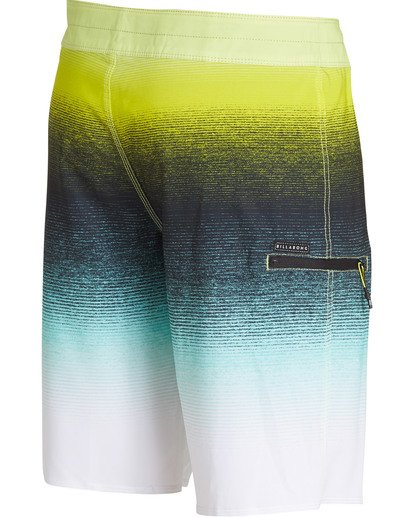 3 Fluid Airlite Boardshorts Green M104TBFL Billabong