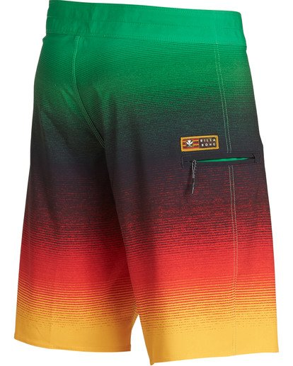 5 Fluid Airlite Boardshorts  M104TBFL Billabong