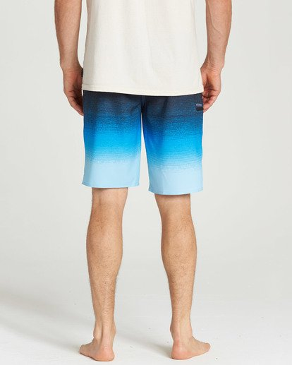 5 Fluid Airlite Boardshorts Blue M104TBFL Billabong