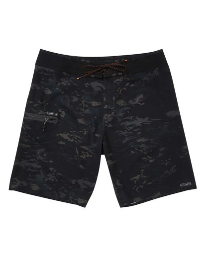 0 Multicam AIrlite Boardshorts Black M105TBDC Billabong
