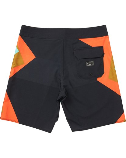 1 Dume Airlite Performance Boardshorts Red M106SBDU Billabong