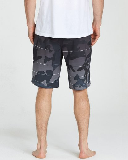 4 Fluid Airlite Boardshorts Grey M111NBFL Billabong
