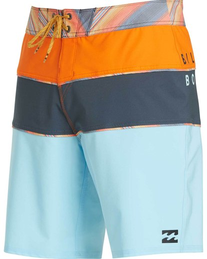 1 Tribong X Boardshorts Blue M114MTRX Billabong