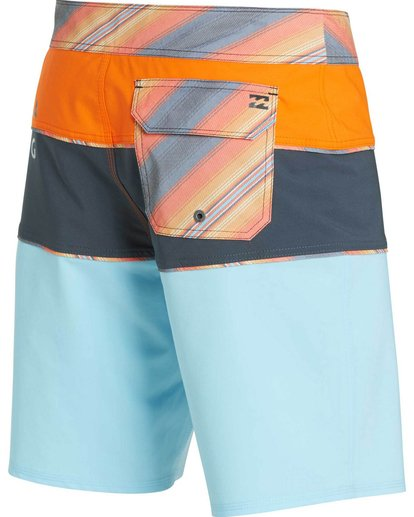 2 Tribong X Boardshorts Blue M114MTRX Billabong