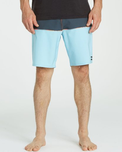 3 Tribong X Boardshorts Blue M114MTRX Billabong