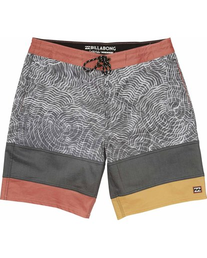 0 Pump Lo Tides Boardshorts Black M119MPUM Billabong