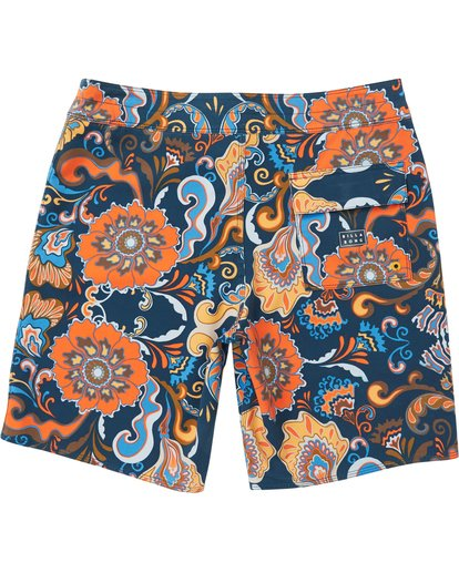 1 Sundays X Boardshorts Yellow M120NBSU Billabong