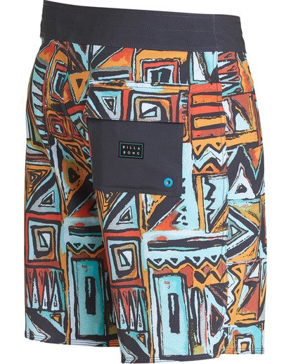 3 Sundays X Boardshorts Red M120NBSU Billabong