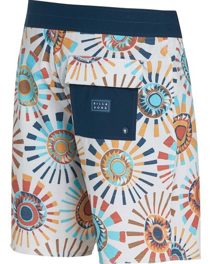 2 Sundays X Boardshorts Beige M120NBSU Billabong