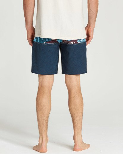 5 Tribong Pro Boardshorts Blue M120TBTB Billabong