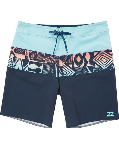 0 Tribong X Boardshorts Purple M121NBTB Billabong