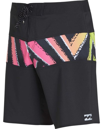 1 Tribong X Boardshorts Black M121NBTB Billabong