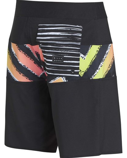 2 Tribong X Boardshorts Black M121NBTB Billabong