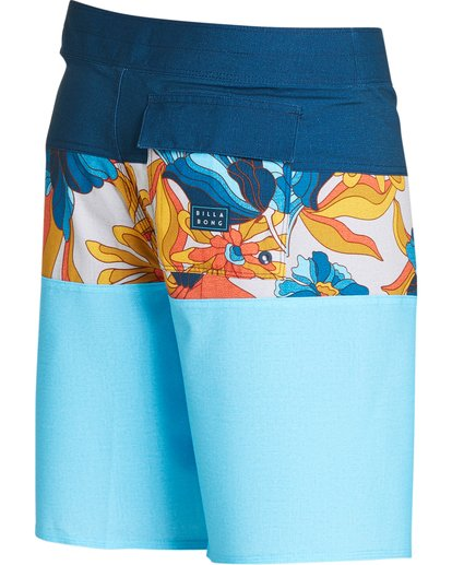 2 Tribong X Boardshorts Blue M121NBTB Billabong