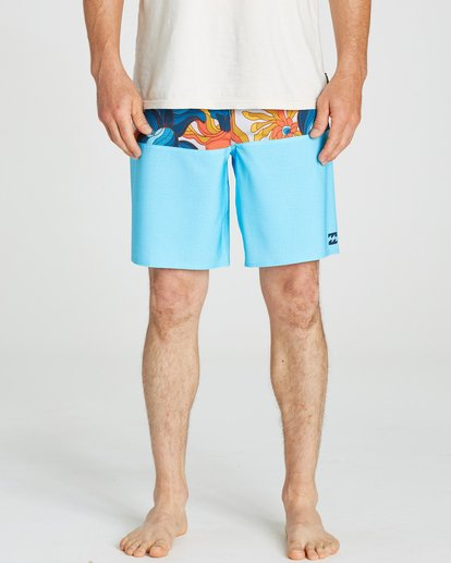 3 Tribong X Boardshorts Blue M121NBTB Billabong