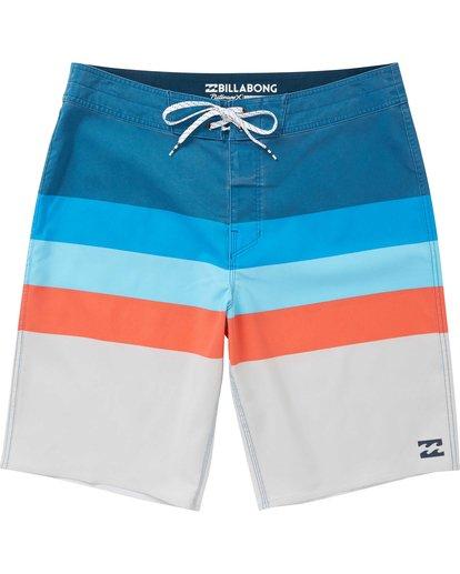 0 Momentum X Boardshorts Blue M122NBMO Billabong