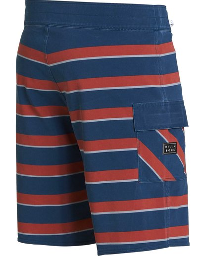2 Sundays X Cali Boardshorts Blue M123PBCA Billabong