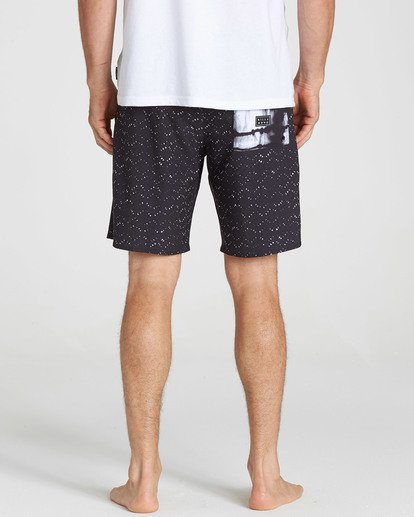 5 Sundays X Mark Printed Performance Boardshorts  M123SBSM Billabong