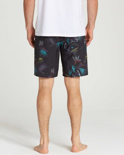 4 Sundays Pro Boardshorts Black M123TBSU Billabong