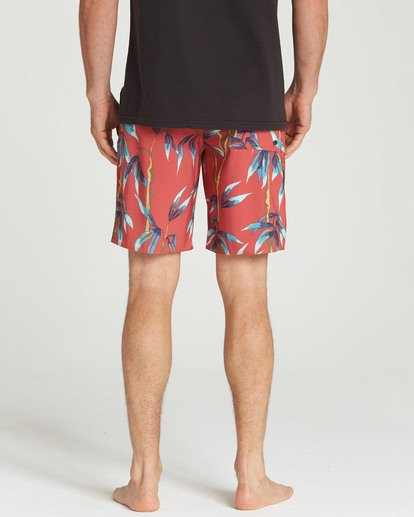 5 Sundays Pro Boardshorts Red M123TBSU Billabong