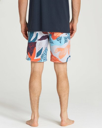 4 Sundays Pro Boardshorts Grey M123TBSU Billabong