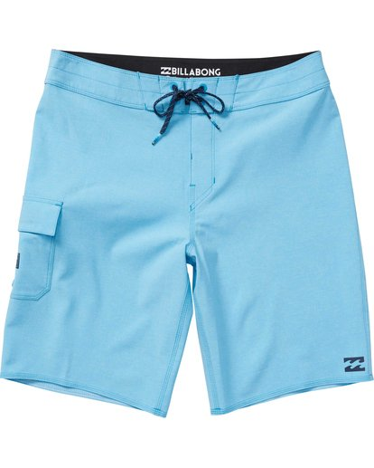 2 All Day X Boardshorts Blue M124NBAL Billabong