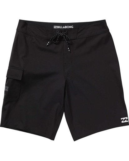 0 All Day X Boardshorts Black M124NBAL Billabong