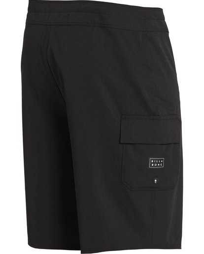 2 All Day X Boardshorts Black M124NBAL Billabong