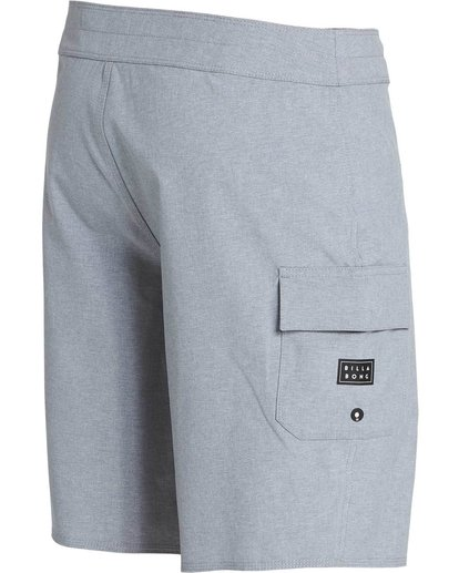 2 All Day X Boardshorts Grey M124NBAL Billabong