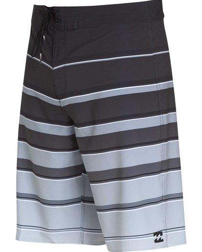1 All Day X Stripe Boardshorts Black M125NBAS Billabong